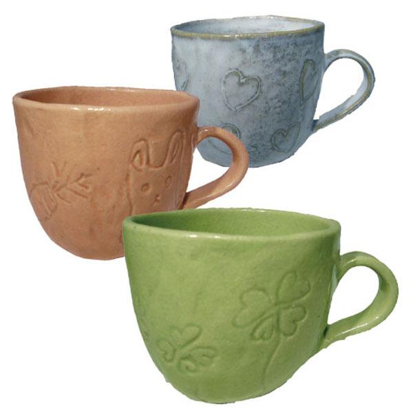 板づくり陶芸体験
